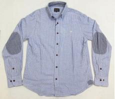 14fw_bc_shirt_checkblu1_2